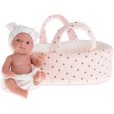 Кукла Пепита в корзине, 21 см, Munecas Antonio Juan