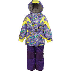 """Комплект: куртка и полукомбинезон """"Дазирэ"""" OLDOS для девочки"""