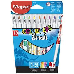 Фломастеры Maped смываемые, 10 цветов