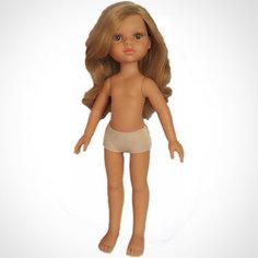Кукла Paola Reina Карла без одежды, 32 см