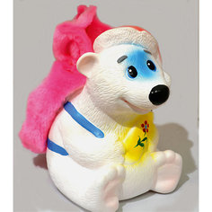 """Конфетница """"Белый мишка"""", высота 24 см Батик"""