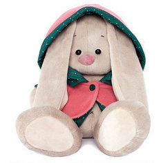 Мягкая игрушка Budi Basa Зайка Ми в куртке с капюшоном, 18 см