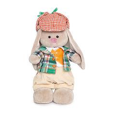 Мягкая игрушка Budi Basa Зайка Ми Честер, 25 см