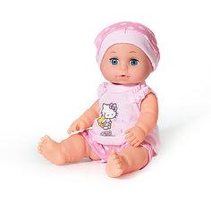 """Интерактивная кукла Карапуз """"Hello Kitty"""" с аксессуарами 20 см, в розовом"""