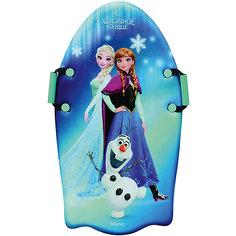 """Ледянка с ручками 1Toy """"Disney. Холодное сердце"""" фигурная, 92 см"""