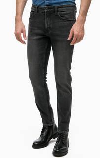 Темно-серые джинсы скинни Calvin Klein Jeans