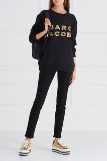 Кожаные кеды Marc Jacobs