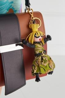 Брелок в виде куклы Jasmine Prada