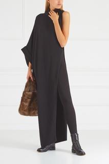 Шерстяное платье Balmain