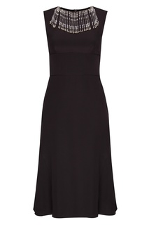 Шелковое платье Prada