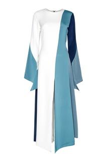 Шелковое платье Christian Siriano