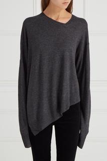 Меланжевый пуловер Astoni Isabel Marant Etoile