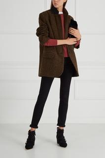 Шерстяное пальто Irox Isabel Marant Etoile