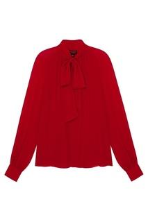 Шелковая блузка Giambattista Valli