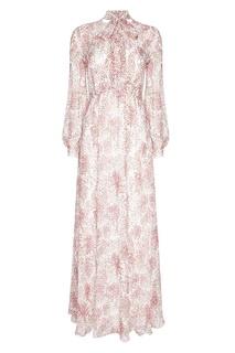 Шелковое платье Giambattista Valli
