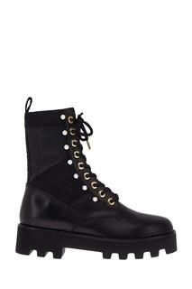 Кожаные ботинки Altuzarra