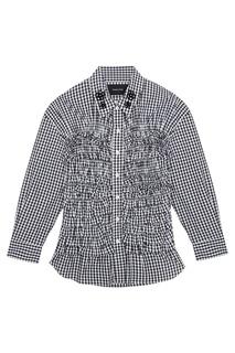 Хлопковая рубашка Simone Rocha