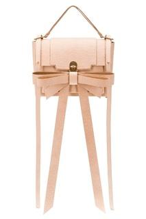 Кожаный рюкзак Niels Peeraer
