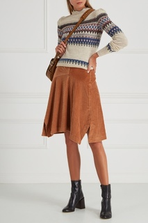 Вельветовая юбка Raffi Isabel Marant