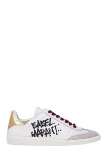 Кожаные кроссовки Bryce Isabel Marant