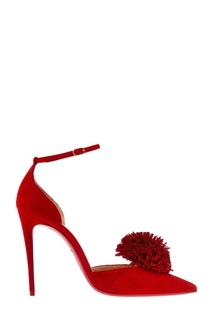 Замшевые туфли Tsarou 100 Christian Louboutin