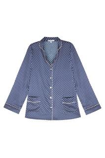 Шелковая пижама с шортами Primrose