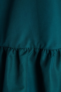 Платье из хлопка и шелка Akhmadullina Dreams