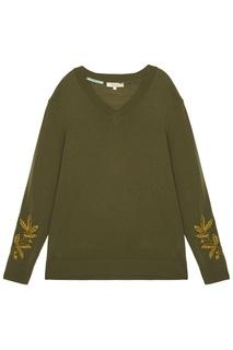 Шерстяной пуловер Akhmadullina Dreams