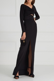 Платье с поясом Solace