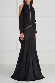 Шелковое платье Alexander Wang