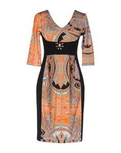 Платье до колена Donatella DE Paoli