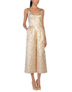 Комбинезоны без бретелей Dolce & Gabbana