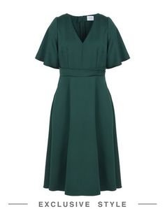 Платье до колена Iluut