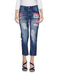 Джинсовые брюки-капри Nicebrand