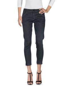 Джинсовые брюки-капри Goldsign