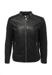Куртка кожаная Lagerfeld