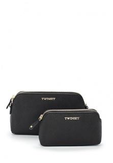 Комплект косметичка и сумка Twin-Set Simona Barbieri