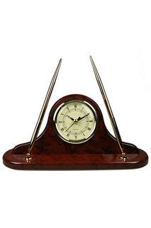 Часы настольные с ручкой Русские подарки