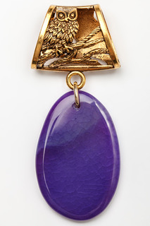 Кулон-украшение для платка Anastasiya Usoltseva