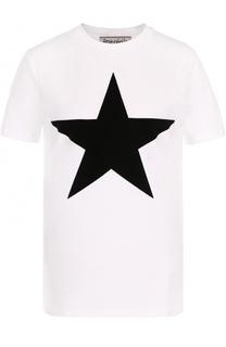 Хлопковая футболка с принтом в виде звезды Etre Cecile
