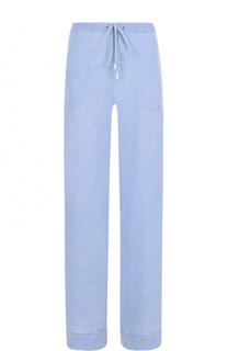 Однотонные брюки из смеси шерсти и кашемира Tak.Ori