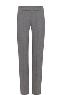 Укороченные хлопковые брюки прямого кроя T by Alexander Wang