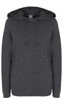 Кашемировый свитер с капюшоном FTC