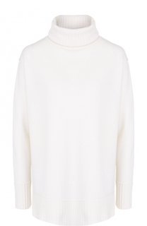 Однотонный свитер из смеси шерсти и кашемира Allude