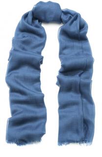 Кашемировый шарф Fil And Fil с необработанным краем Loro Piana