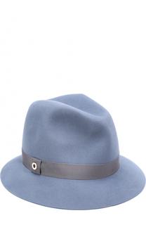 Фетровая шляпа Ingrid с лентой Loro Piana