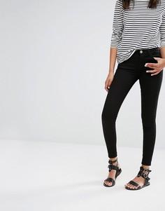 Супероблегающие джинсы River Island Amelie - Черный