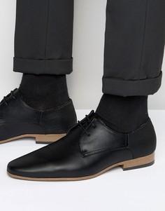 Черные строгие туфли River Island - Черный