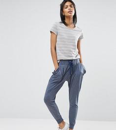 Трикотажные брюки Nocozo - Темно-синий