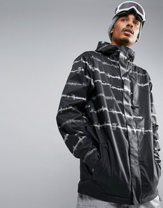 Горнолыжная куртка Volcom Retrospec - Черный
